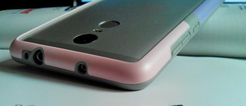 Xiaomi Redmi Note 3 Pro чехол бампер - Фото 2