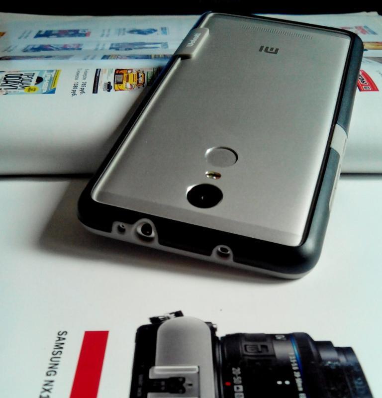 Xiaomi Redmi Note 3 Pro чехол бампер - Фото 3