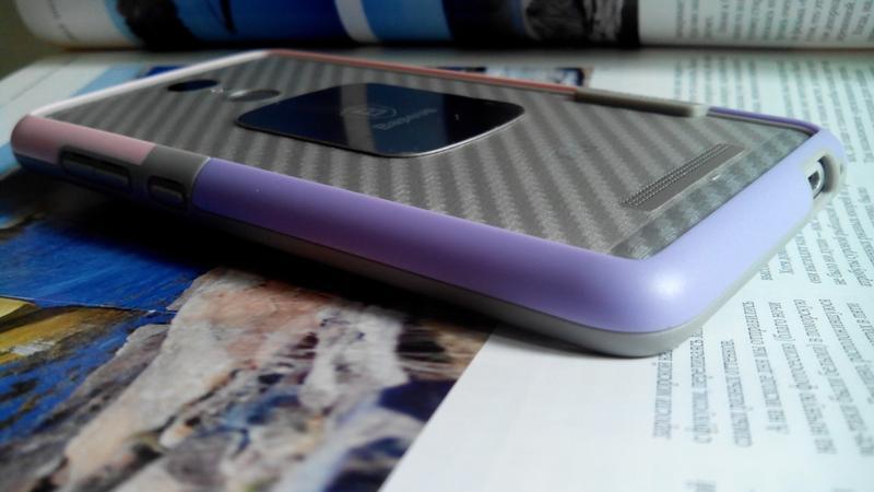 Xiaomi Redmi Note 3 Pro чехол бампер - Фото 4
