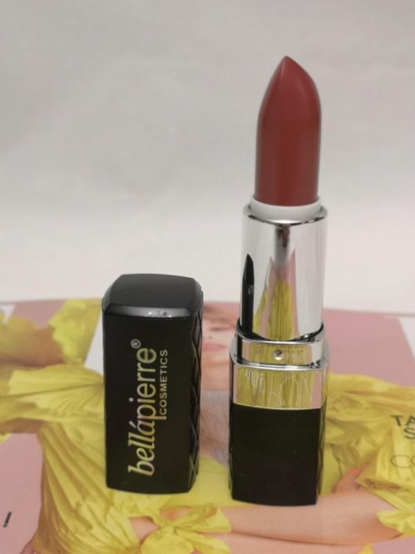 Минеральная помада для губ bellapierre mineral lipstick в отте... - Фото 3