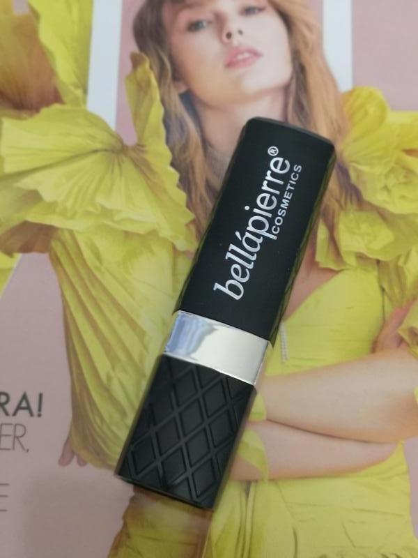 Минеральная помада для губ bellapierre mineral lipstick в отте... - Фото 4