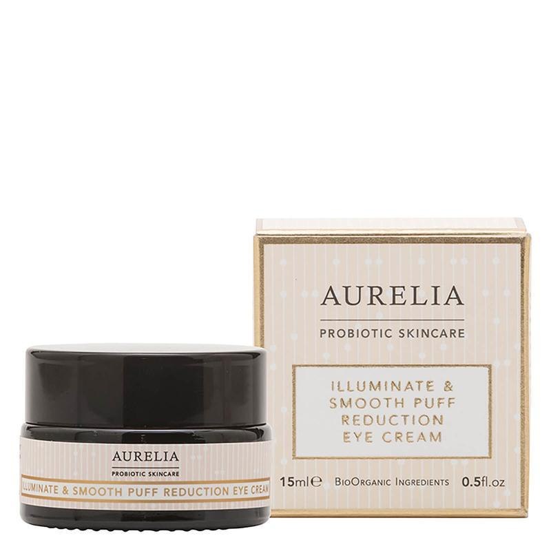 Aurelia probiotic skincare крем для кожи вокруг глаз с эффекто...