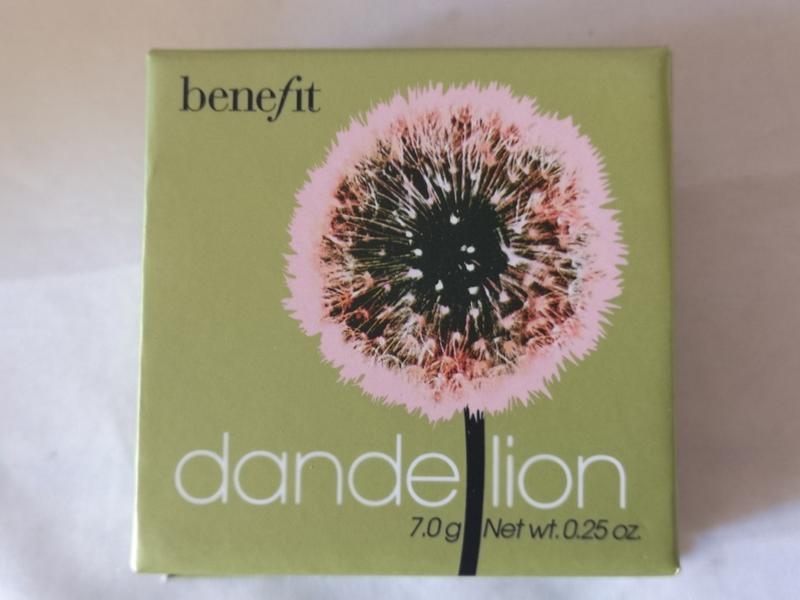 Benefit dandelion осветляющая пудра для лица, 7 гр. - Фото 2