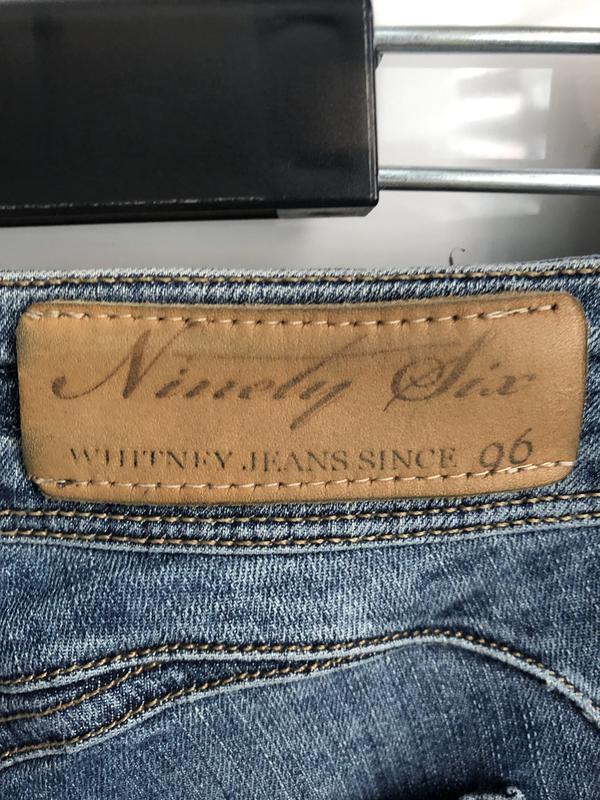 Оригінальні джинси скіні від wihtney. акція!!!! 1+1= 3️⃣ 🎁🎉 - Фото 6