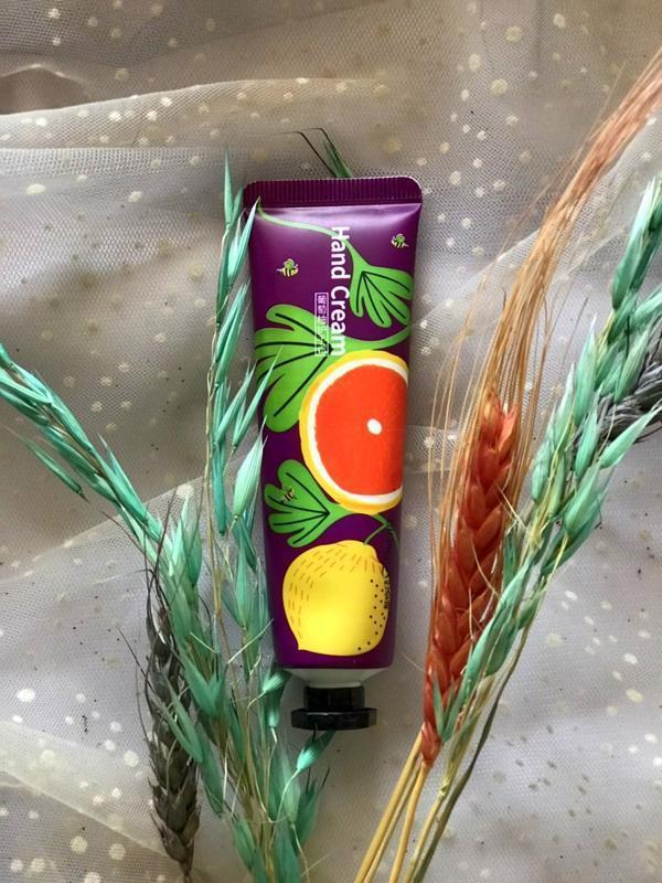 Крем для рук bioaqua с экстрактом грейпфрута, 30 гр