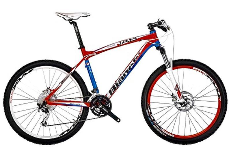 Продам Свой Велосипед BIANCHI JAB 7400