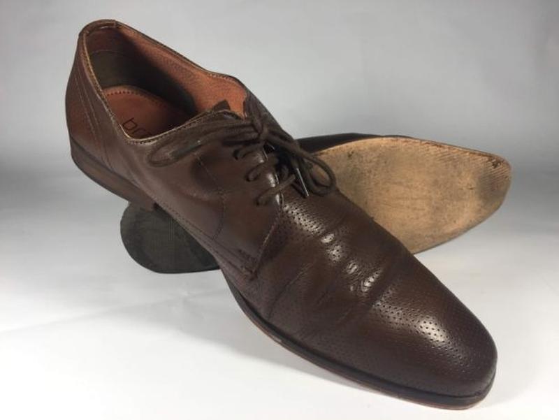 Мужские туфли Braska 124-1505/105 43 размер