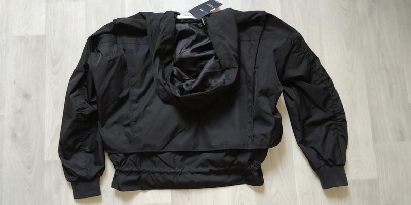 !продам новую женскую демисезонную куртку ветровку бомбер с ка... - Фото 8