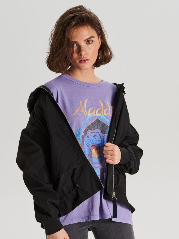 !продам новую женскую демисезонную куртку ветровку бомбер с ка... - Фото 10