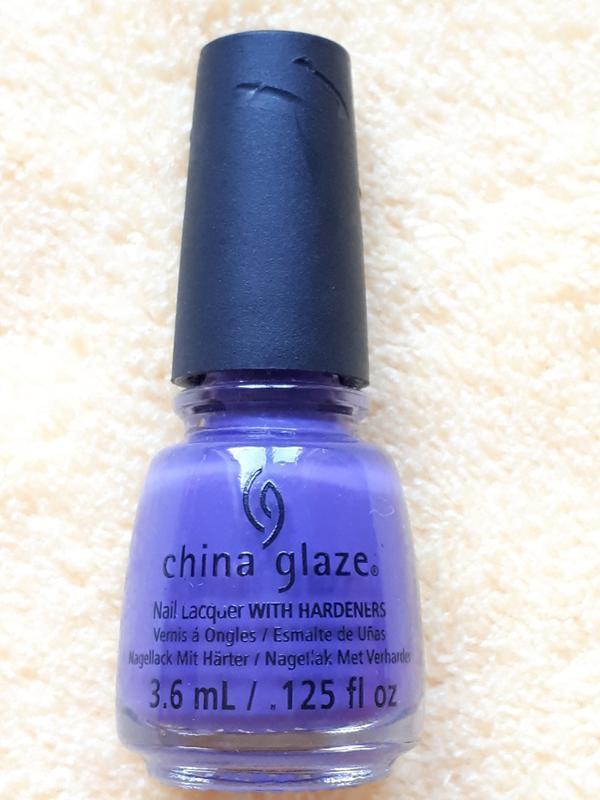 Новый фиолетовый лавандовый сиреневый лак лимитка для ногтей c...