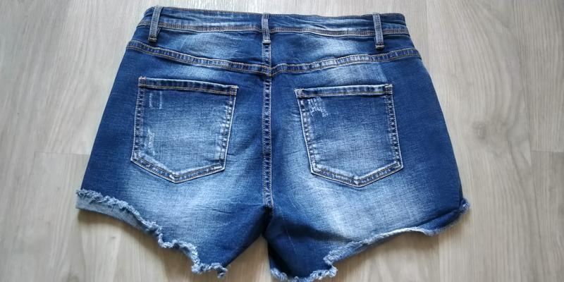 !продам новые женские летние джинсовые короткие шорты - Фото 7