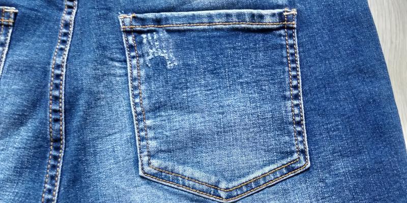 !продам новые женские летние джинсовые короткие шорты - Фото 9