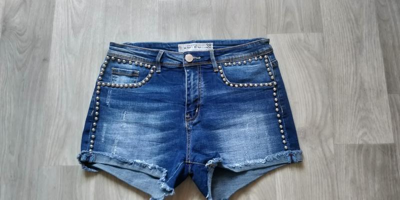 !продам новые женские летние джинсовые короткие шорты - Фото 10