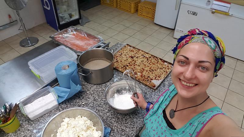 Услуги повара и домохозяйки
