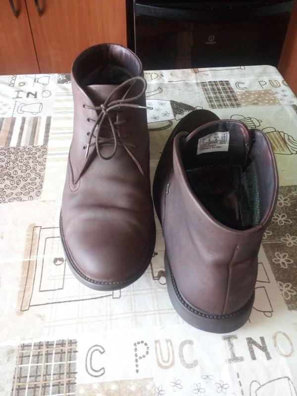 Ботинки кожа. - Фото 2
