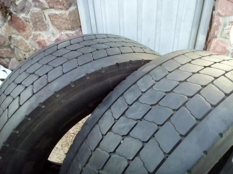 Шини вантажні бу R22.5 315/60 Michelin X - Фото 3