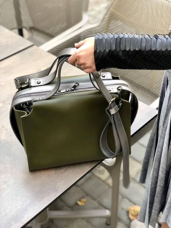 5 цветов! 2в1 комплект зеленая хаки оливка сумка повседневная ...