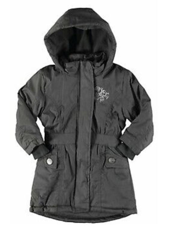 Зимняя куртка парка непромокаемая miss girly франция 3 года ро...