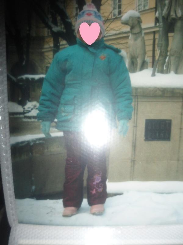 Куртка новая для девочки зима - Фото 10