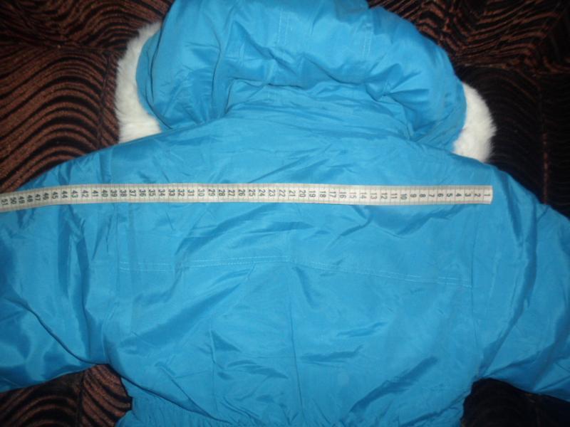 Куртка новая для девочки зима - Фото 3