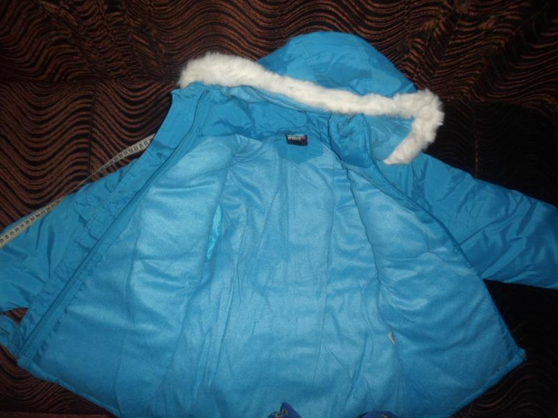 Куртка новая для девочки зима - Фото 7