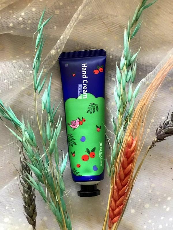 Крем для рук bioaqua ароматизированый, 30 гр