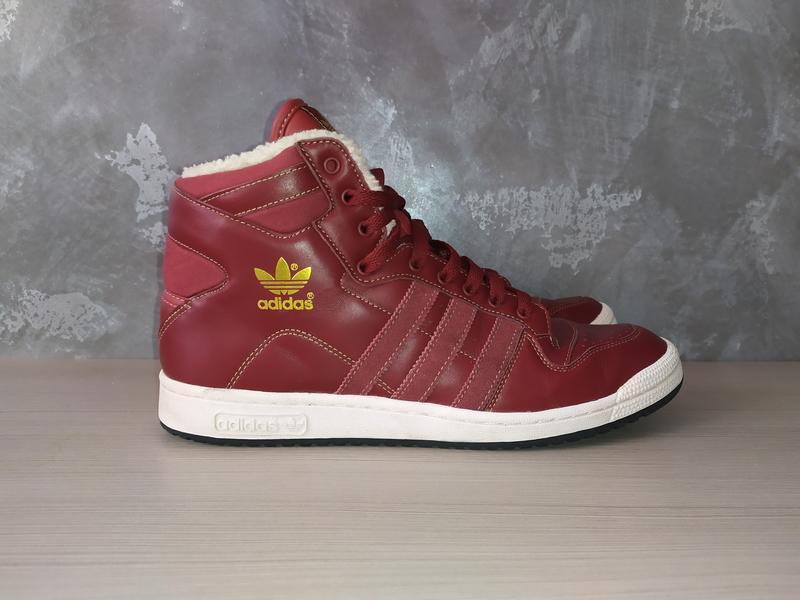 Мужские ботинки зимние adidas original 46,5 розмір 29,5 см сте...