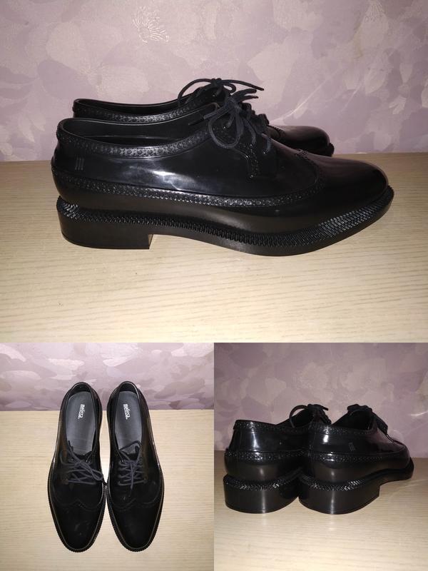 Оксфорды туфли 43-44 р оригинал большой размер