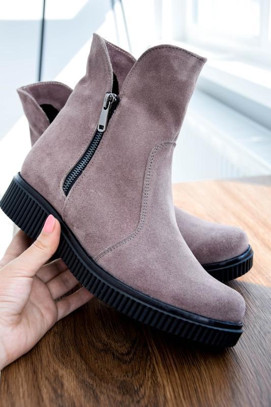 Женские ботинки, деми