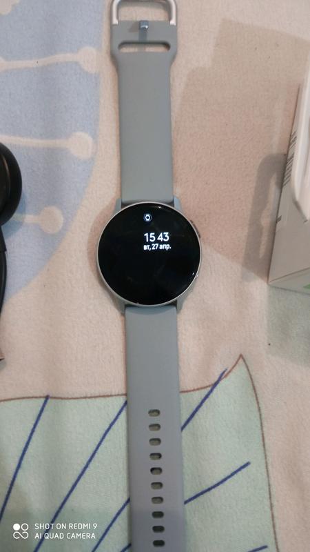Смарт годинник Samsung galaxy watchActive2