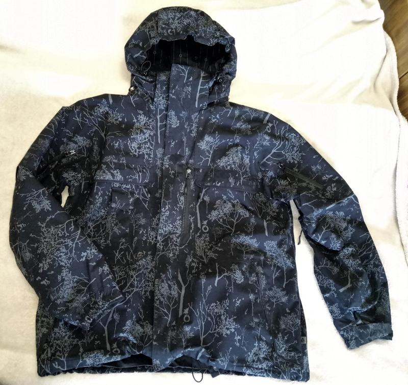 Мембранная термо куртка Active XL 50, еврозима и деми