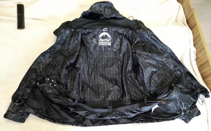 Мембранная термо куртка Active XL 50, еврозима и деми - Фото 5