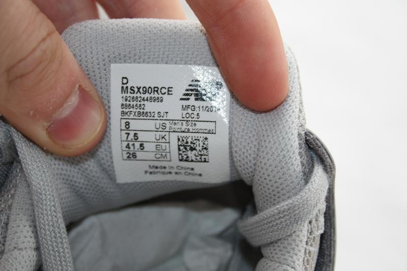 Кроссовки new balance x-90 оригинал!! -30% - Фото 8