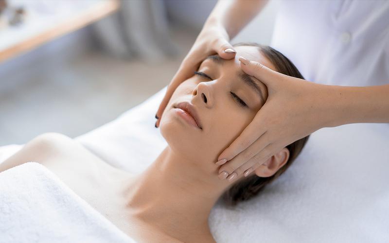 Массаж спины, массаж лица, массаж головы - Фото 3
