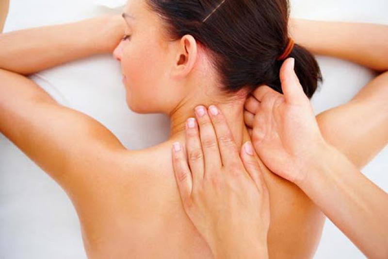 Массаж спины, массаж лица, массаж головы - Фото 4