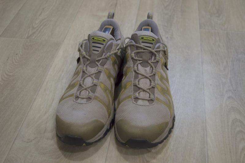 Meindl мужские трекинговые осенние зимние кроссовки ботинки ор... - Фото 2