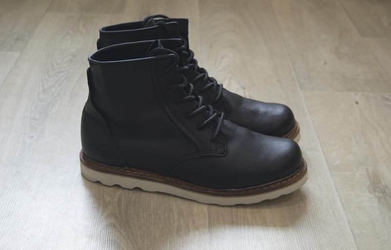 Boxfresh мужские кожаные ботинки осень/зима оригинал