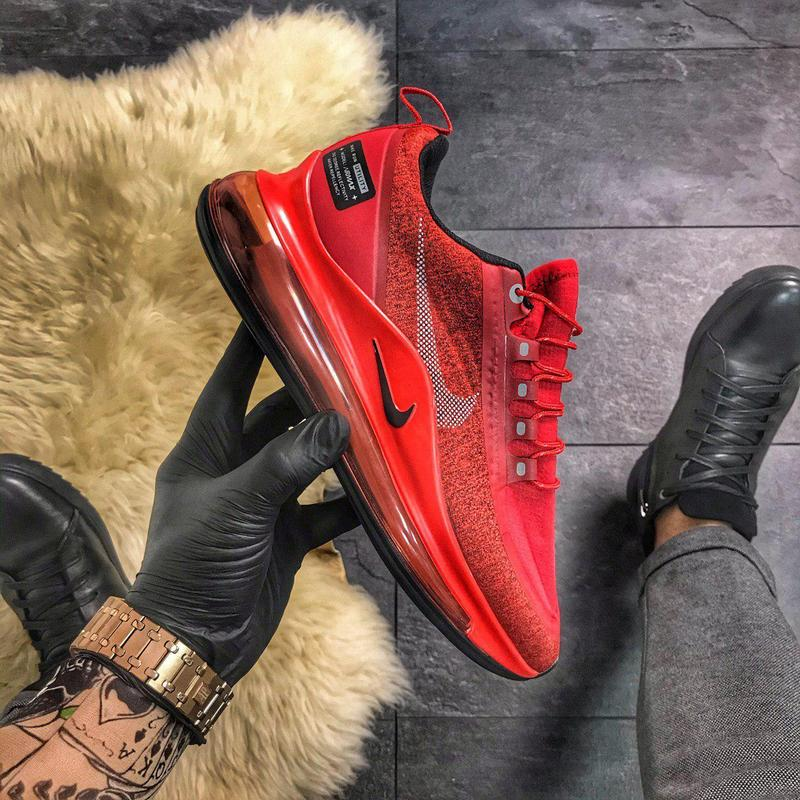 Кроссовки Nike Air Max 720 Red New 2019