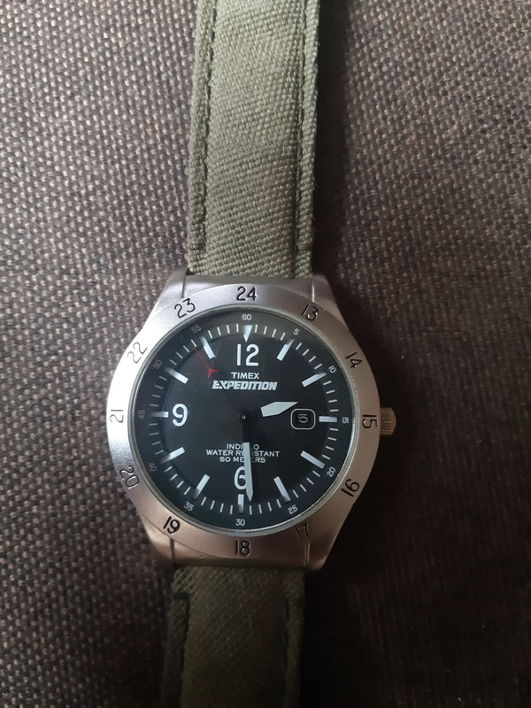 Часы Timex expedition WR50m