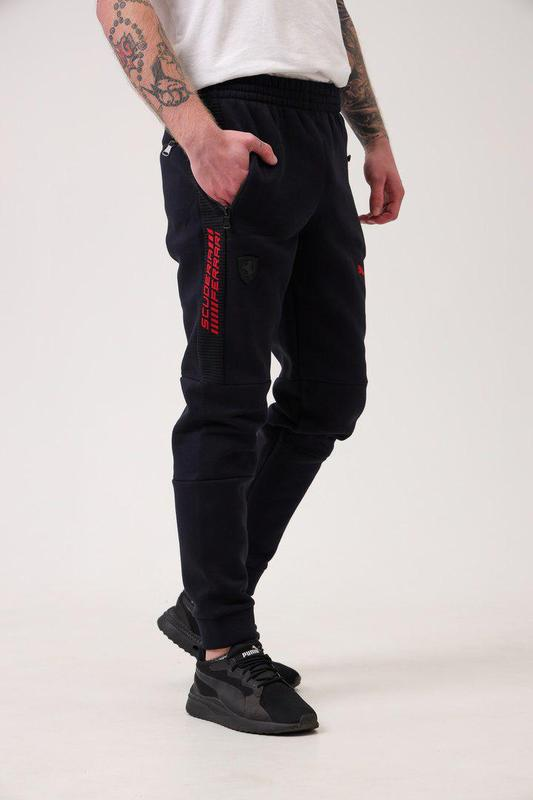 Утепленные штаны Феррари - Фото 4