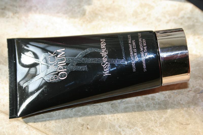 Yves saint laurent black opium лосьон для тела 50мл