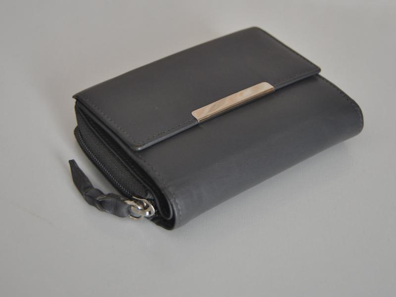Кожаный кошелек / шкіряний гаманець