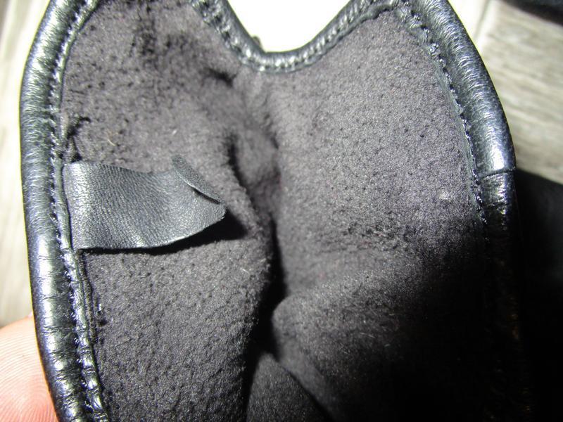 Кожаные перчатки - Фото 5