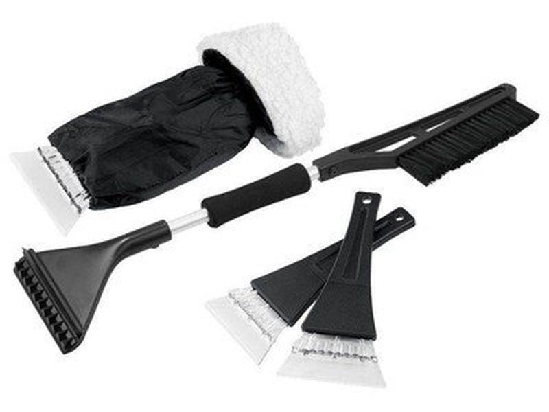 Теплая перчатка защитный рукав для автомобилиста lidl германия - Фото 2