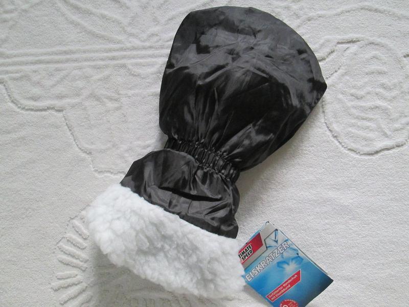 Теплая перчатка защитный рукав для автомобилиста lidl германия - Фото 5