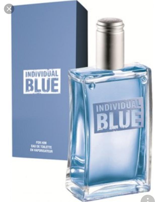 Individual Blue