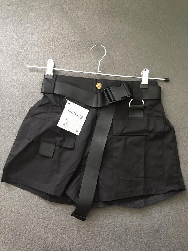 🌺женские шорты в стиле «карго»🌺
