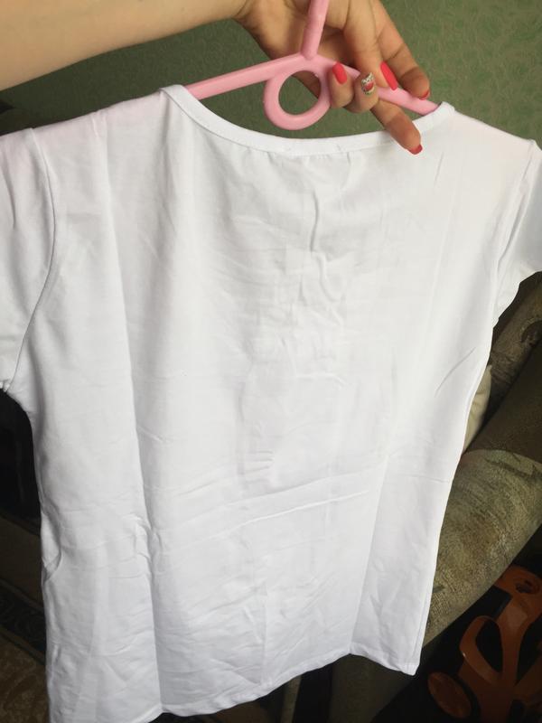 Стильная футболка - Фото 3