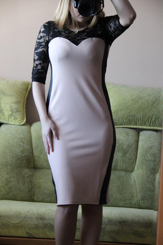 Нежное платье Urban Bliss