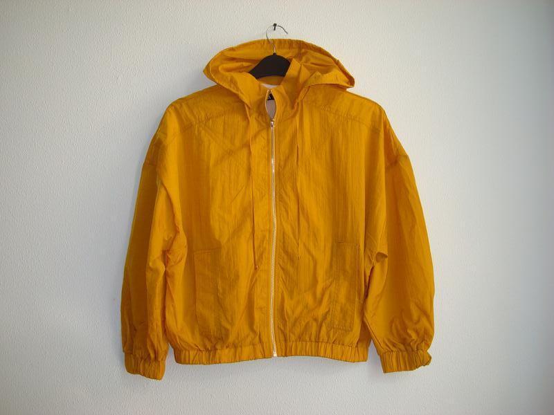 Куртки ветровки женские zara испания
